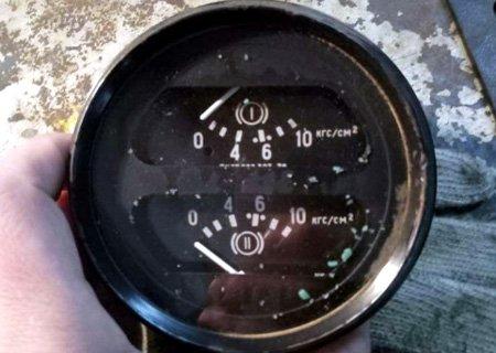 МАЗ-500, МАЗ-54323 и МАЗ-54331: Низкое давление воздуха в тормозной системе