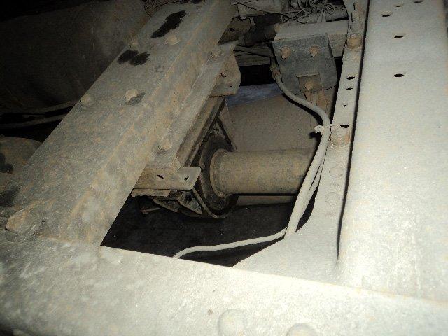 МАЗ-500: Установка подвесного подшипника на карданный вал