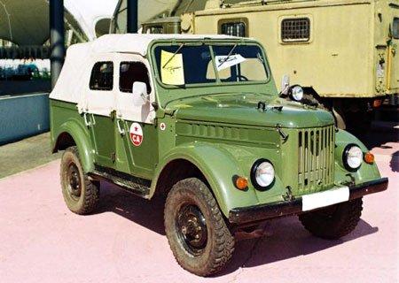 ГАЗ-69А: Установка рамы и кузова от УАЗ-469