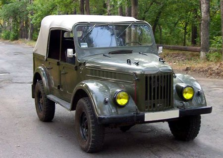 ГАЗ-69: Установка стартера ЗИЛ-130 на двигатель ГАЗ-24
