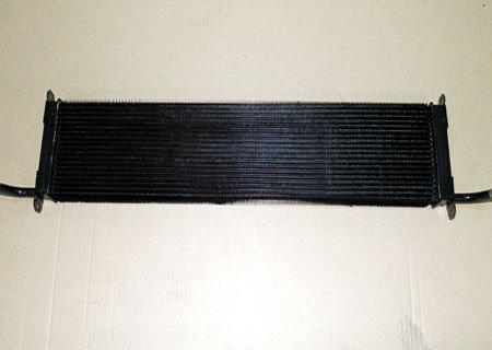 МАЗ-54323: Установка масляных радиаторов от ЗИЛ-130