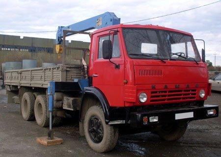 КамАЗ-5320: Замена гидроусилителя руля на ГУР КамАЗ-4310