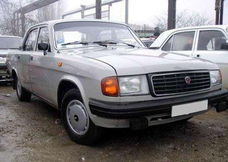 ГАЗ-31029 «Волга»: Замена 4-х ступенчатой КПП на 5-ти ступенчатую КПП