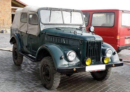 ГАЗ-69: Переделка электрооборудования