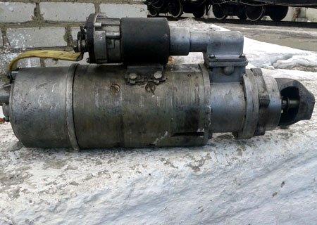 Двигатели ЯМЗ-238 и ЯМЗ-236: Ремонт стартера своими руками