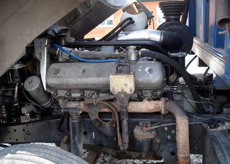 КамАЗ с двигателем ЯМЗ-238 и КПП ЯМЗ-236: Преимущества и недостатки