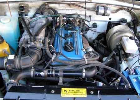 ГАЗ-3110 «Волга»: Замена свечей зажигания и зарядка аккумулятора автомобиля