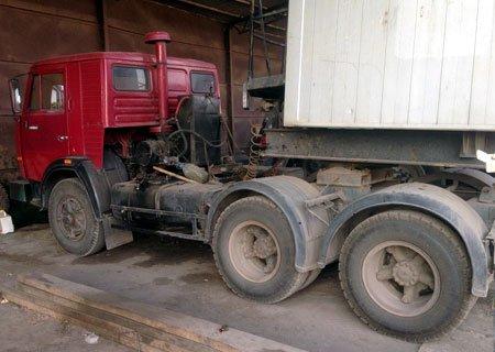 КамАЗ-5410: Проблемы с креплением колес и их переделка