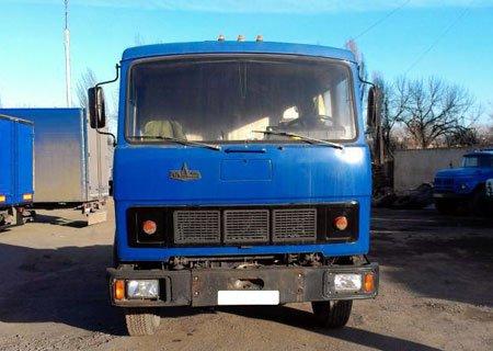 МАЗ-54323: Зависимость скорости и высоты седла от радиуса колес