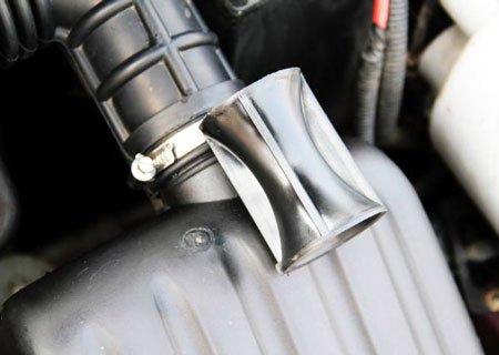 Daewoo Matiz: Мощность двигателя и ограничитель воздушного потока