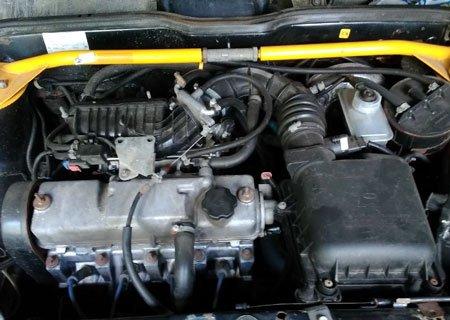 ВАЗ-2108, ВАЗ-2109, ВАЗ-21099, ВАЗ-2113, ВАЗ-2114 и ВАЗ-2115: Регулировка клапанов двигателя