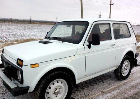 ВАЗ-21213 «Нива»: Установка защиты от слива бензина из топливного бака