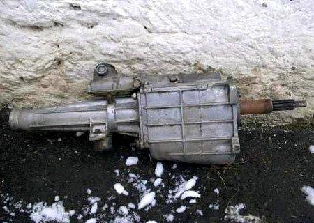 4-х ступенчатая КПП ГАЗ-31029